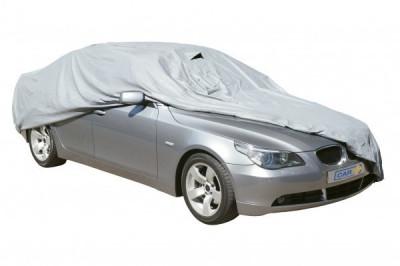 Prelata auto, husa exterioara impermeabila Audi A2 M-size 430X160X120cm foto