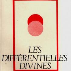 Les differentielles divines -Lucian Blaga Paris 1990 carte in lb. franceza