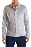 John Richmond Camasa barbati 106558 grey, 52, John Richmond