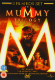 Filme The Mummy 1-4 Quadrilogy [DVD]