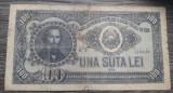 100 lei 1952 - Bancnota de colectie Romania!