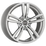 Jante BMW X4 8J x 18 Inch 5X120 et34 - Mak Luft Silver - pret / buc, 8, 5