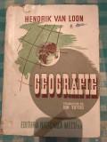 Geografie Hendrik Van Loon