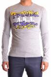 Frankie Morello Pulover barbati 106430 grey, S, Frankie Morello