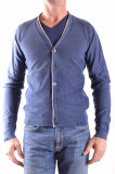 Cardigan barbati Fred Mello 102876 blue, XL, XXL