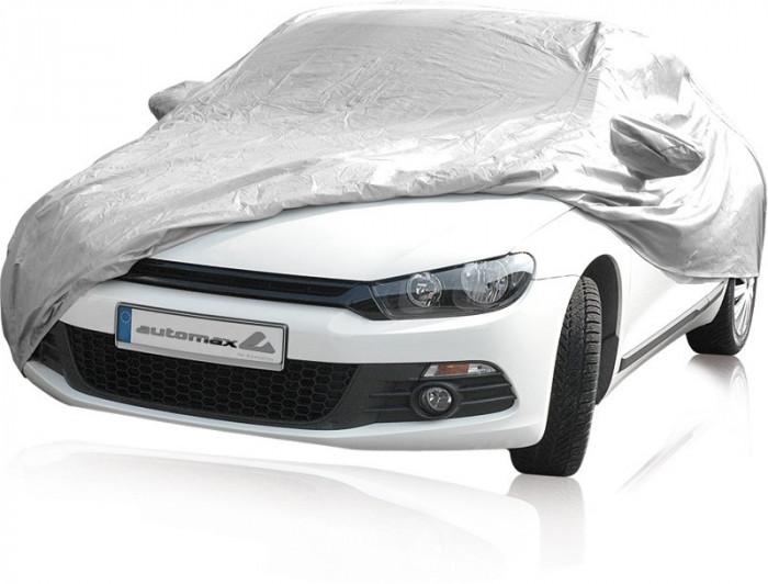 Prelata auto, husa exterioara Volkswagen Phaeton marime XL 533X177X119CM