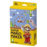 Super Mario Maker + Artbook /Wii-U