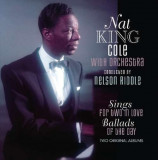 Nat King Cole - Sings For Two In Love &.. ( 1 CD )