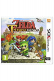 The Legend of Zelda: Tri Force Heroes /3DS