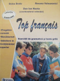 Top francais Exercitii de gramatica si teste grila - Doina Bratu , ....