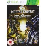 Mortal Kombat vs. DC Universe /X360