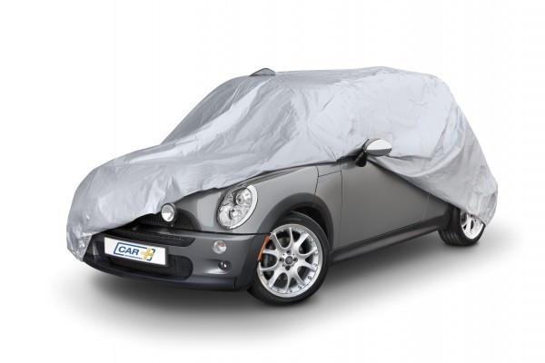 Prelata auto, husa exterioara impermeabila Honda Jazz S-size 400X160X120CM