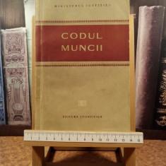 """Codul Muncii """"A5318"""""""