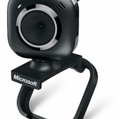 MOKAZIE , CAMERA WEB USB CU MICROFON  Microsoft LifeCam VX-2000 Webcam - Black, 1.3 Mpx- 2.4 Mpx