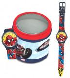 Ceas MARVEL KID WATCH Mod. SPIDERMAN - Tin Box