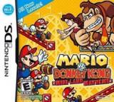 Mario vs. Donkey Kong: Mini-Land Mayhem /NDS