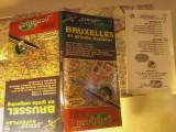 Harta oras Bruxelles in perfecta stare