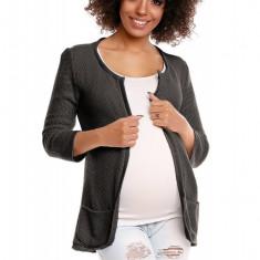Cardigan pentru gravide model 84485 PeeKaBoo