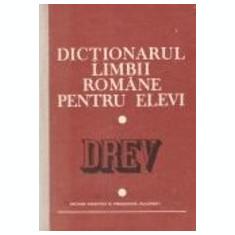 Dictionarul limbii romane pentru elevi - Luiza Seche, Mircea Seche