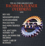 Bachman-Turner Overdrive - All Time Greatest Hits.. ( 1 CD )