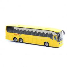 Autobuz REGIOJET (Galben) ~18.5cm.