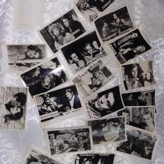 46 fotografii/foto vechi actori celebrii,fotografie originala Coopera.FOTOGRAFIA
