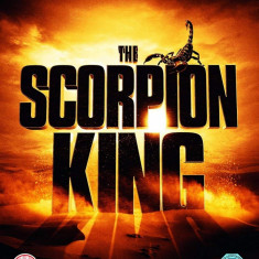 FIlme The Scorpion King 1-4 DVD Complete Collection