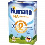 Lapte Praf Humana HA 2, 6 luni+, 500 g