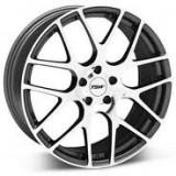 Jante SKODA OCTAVIA 8J x 19 Inch 5X112 et42 - Mak Nurburg Black Mirror - pret / buc, 8, 5