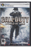 Call of Duty: World at War (Nordic Box - English Game) /PC #