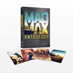 Filme Mad Max Anthology [DVD] Originale si Sigilate