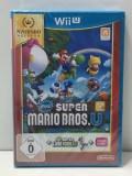New Super Mario Bros U Inc. New Super Luigi U (Selects) /Wii-U