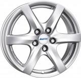 Jante OPEL VECTRA-C 6.5J x 16 Inch 5X110 et39 - Alutec Blizzard Polar Silber, 6,5