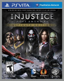 Injustice: Gods Among Us - Ultimate Edition /Vita