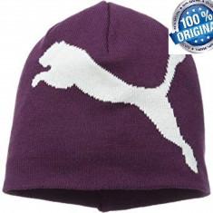 FES  ORIGINAL Puma Big Cat  Beanie Hat Unisex   ORIGINAL 100%  DIN GERMANIA, Din imagine