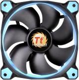 Thermaltake Fan 140mm Riing 14 LED albastru