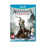 Assassins Creed III (3) /Wii-U, Ubisoft