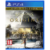 Assassin S Creed Origins Gold Edition Ps4