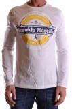 Frankie Morello Pulover barbati 106519 Alb, L, M, Frankie Morello