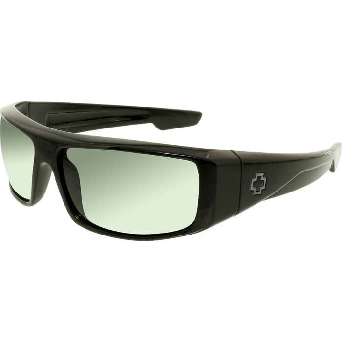 Ochelari Spy barbatesc Polarized Logan 670939038864 negru Wrap
