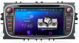 Navigatie Android 6 noua negru / gri Ford Mondeo /Focus / S-Max / Galaxy