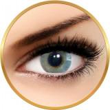Solotica Hidrocor Grafite - lentile de contact colorate gri lunare - 30 purtari (2 lentile/cutie)
