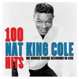 Nat King Cole - 100 Hits ( 4 CD )