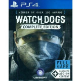 Watch Dogs Complete Edition /PS4