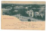 4270 - TECUCI, Galati, Theatre, Romania, Litho - old postcard - used - 1901