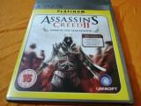 Joc Assassin's Creed II Goty edition original, PS3!, Actiune, 18+, Single player, Ubisoft