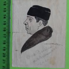 Caricatura 1920  Teatru Regina Maria
