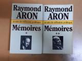 Raymond Aron, Memoires vol. 1-2. 50 ans de reflexion politique