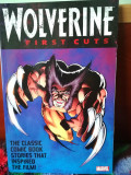 Wolverine - First Cuts (Marvel Comics)