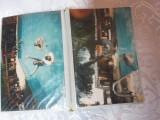 Album foto/fotografii vintage cu 82 fotografii color de familie,Transpot GRATUIT